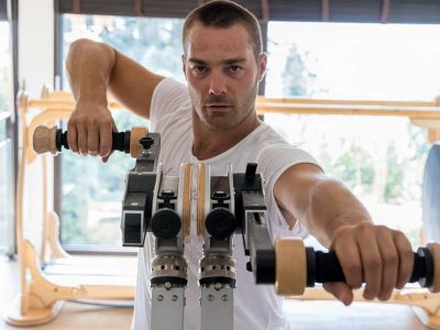 Yannis Brunet Personal Trainer GYROTONIC®
